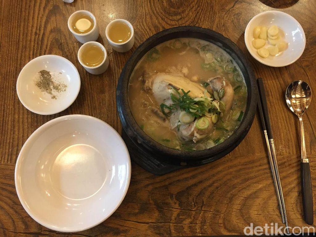 Hangatkan Liburan di Korea Selatan dengan Hidangan Ini