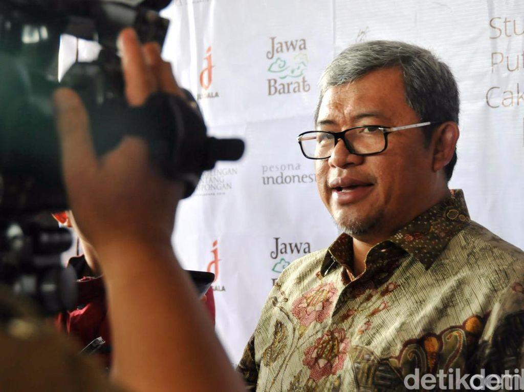 Gubernur Aher Minta Penipuan Penerimaan CPNS Diusut Tuntas