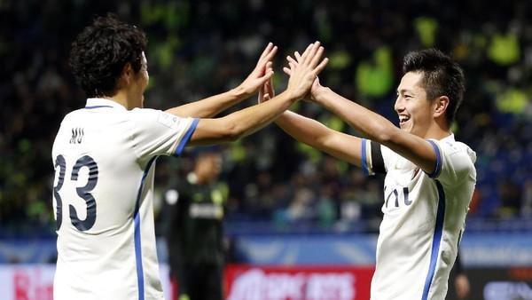 Kashima Antlers Jadi Tim Asia Pertama di Final Piala Dunia Antarklub