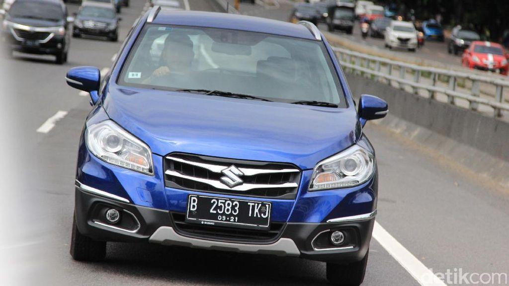 Menguji Suzuki SX-4 S Cross