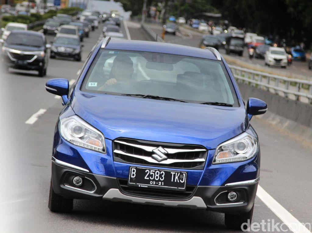 Suzuki Manfaatkan Mal untuk Jualan Mobil