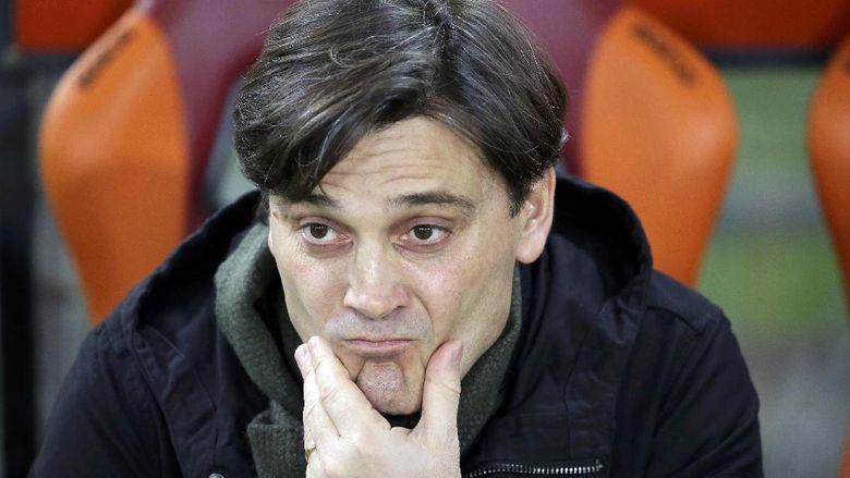 """""""Bandar Poker - Montella: Tak Masalah Jika Milan Tak Beli Pemain"""""""