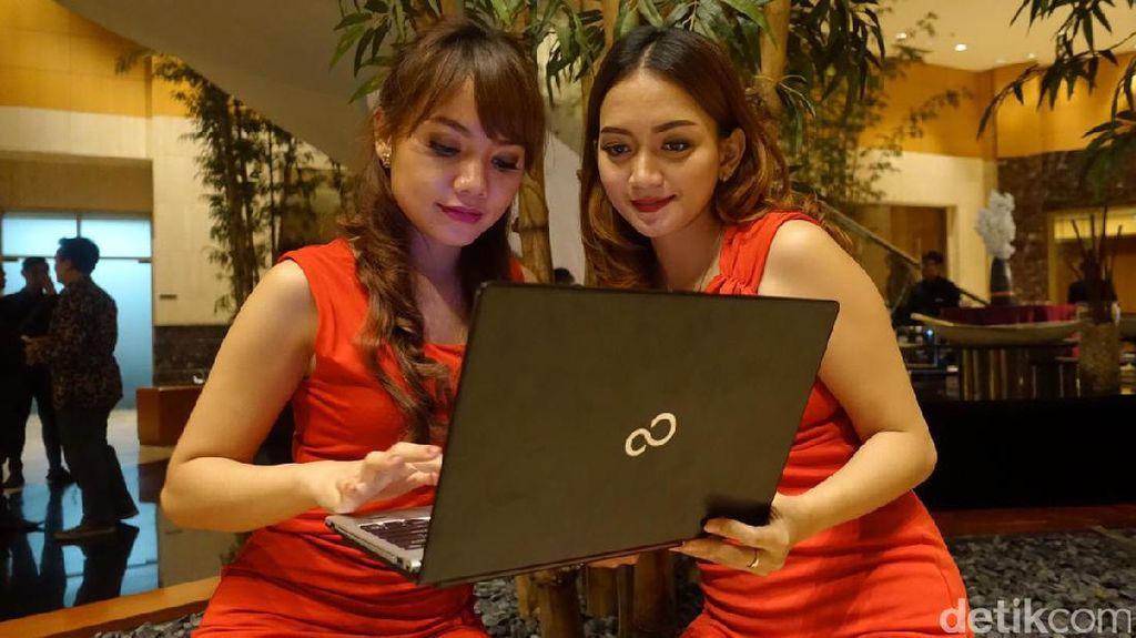 Jajaran Laptop Bisnis Anyar Garapan Fujitsu