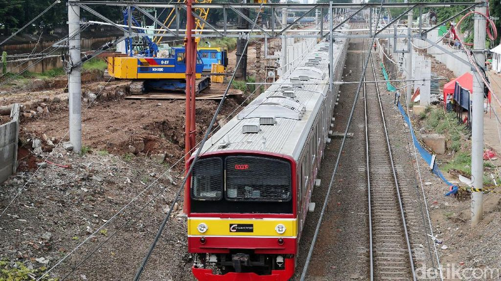 Ada Kereta Bandara, KRL Feeder Manggarai-Duri Dihapuskan