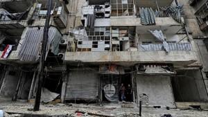 PBB: Pemberontak Jadikan Warga Sipil Aleppo sebagai Tameng Hidup