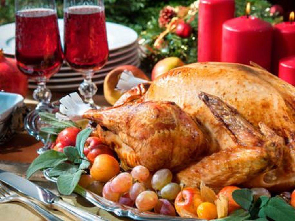 Kalkun Panggang hingga Ayam Kodok untuk Jamuan Spesial Natal