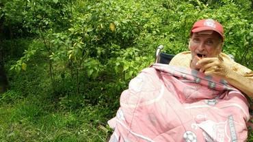 Paul Cumming, dari Lapangan Hijau ke Kebun Cabai
