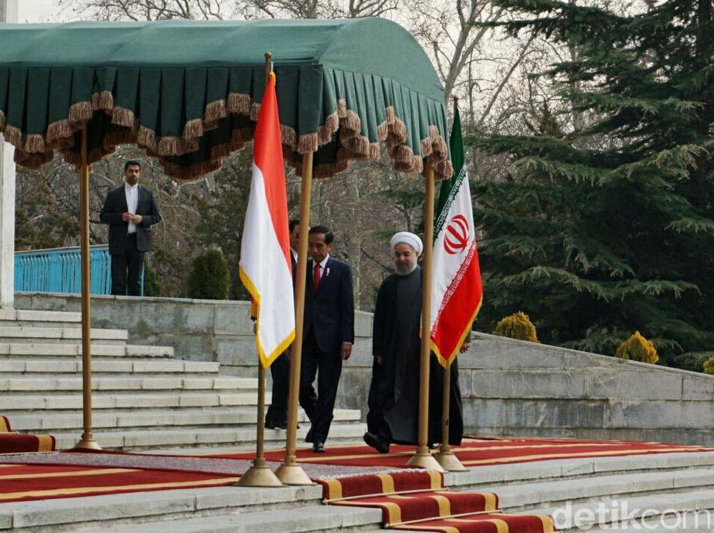 Potensi Kerja Sama Iran dan Indonesia Capai US$ 20 Miliar