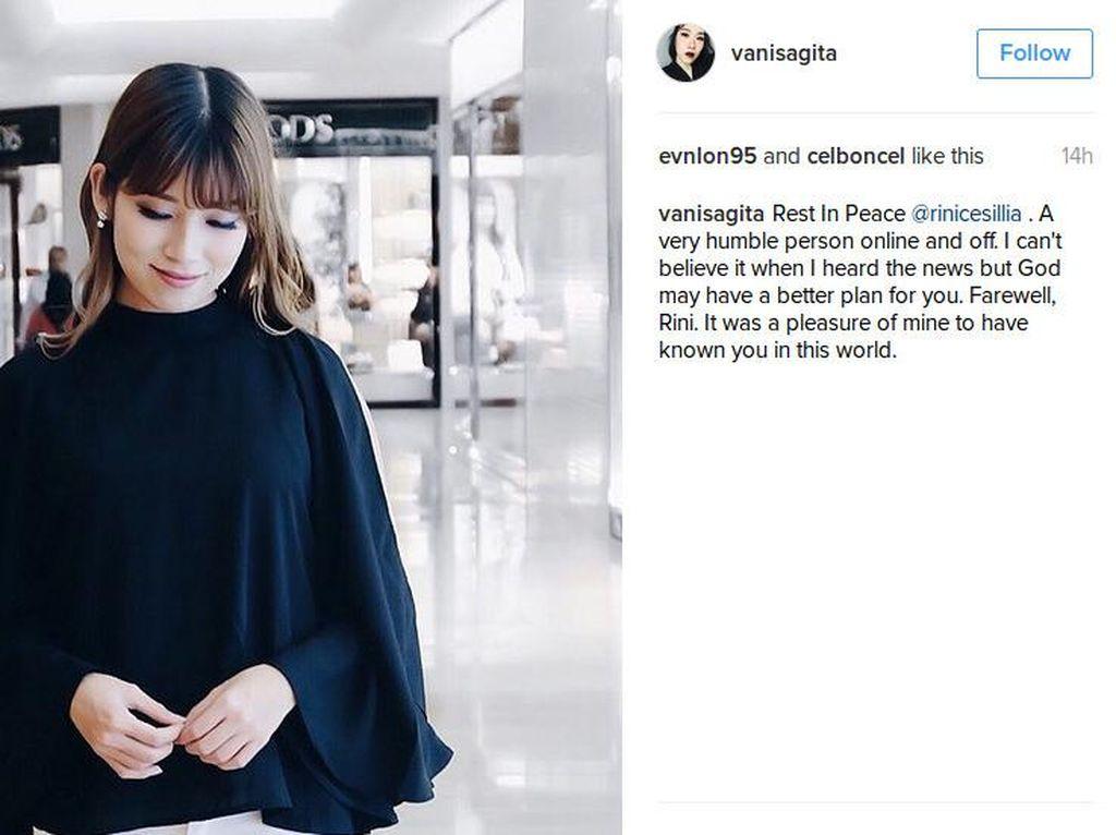 Tewas Tersetrum, Ini Rencana Blogger Cantik Rini Cesillia yang Tak Kesampaian
