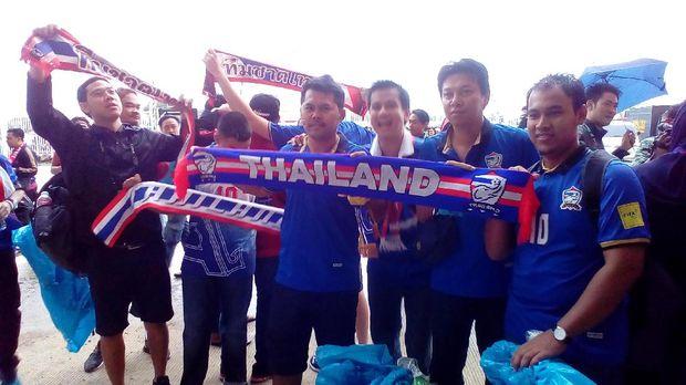 Kedubes Thailand ke Pemerintah Indonesia: Lindungi Timnas dan Suporter Kami