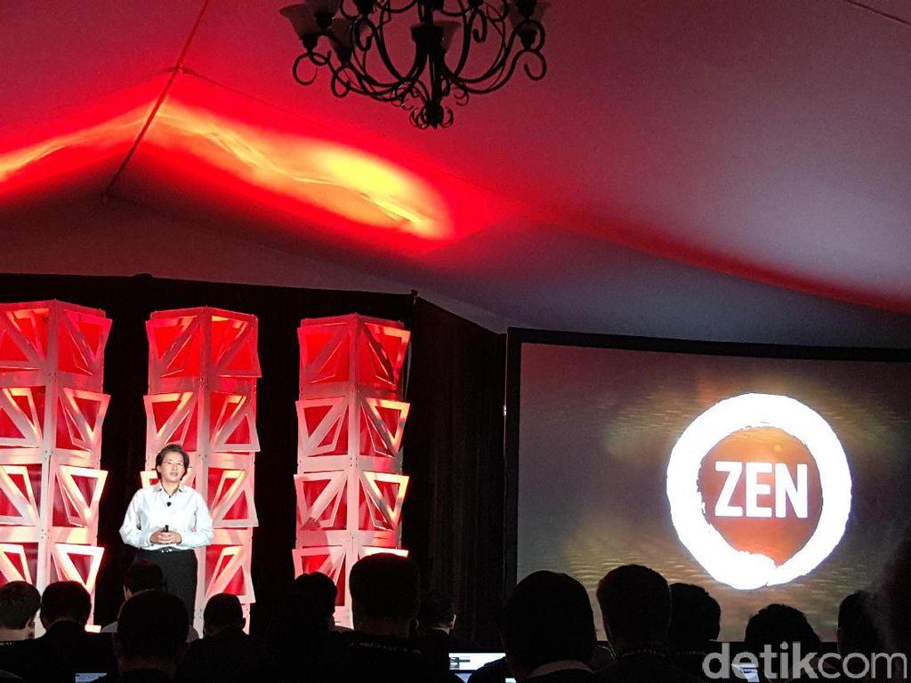 Ini Kata AMD Soal Celah Keamanan di Prosesornya
