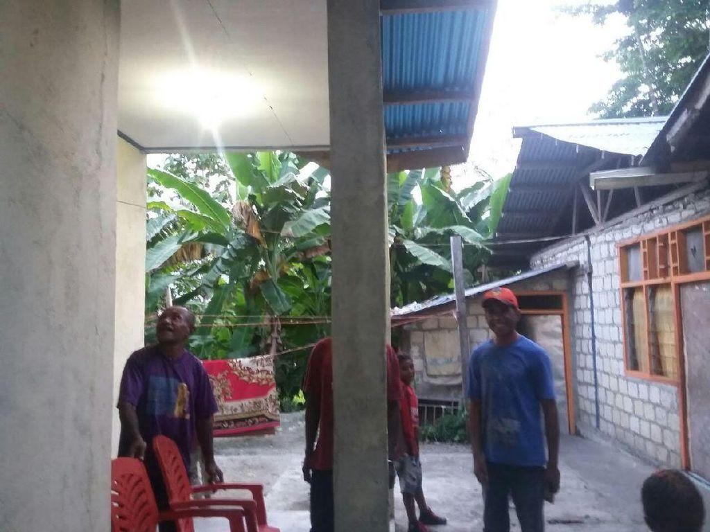 191 Desa di Papua Terang Benderang Tahun Ini