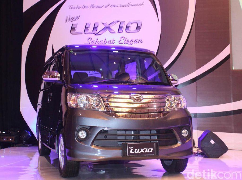 Jualan Luxio Masih Stabil, Laku Hingga 300 unit Tiap Bulan