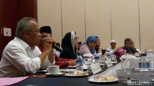 Sejumlah Menteri Gelar Rapat Tanggap Bencana Gempa di Aceh