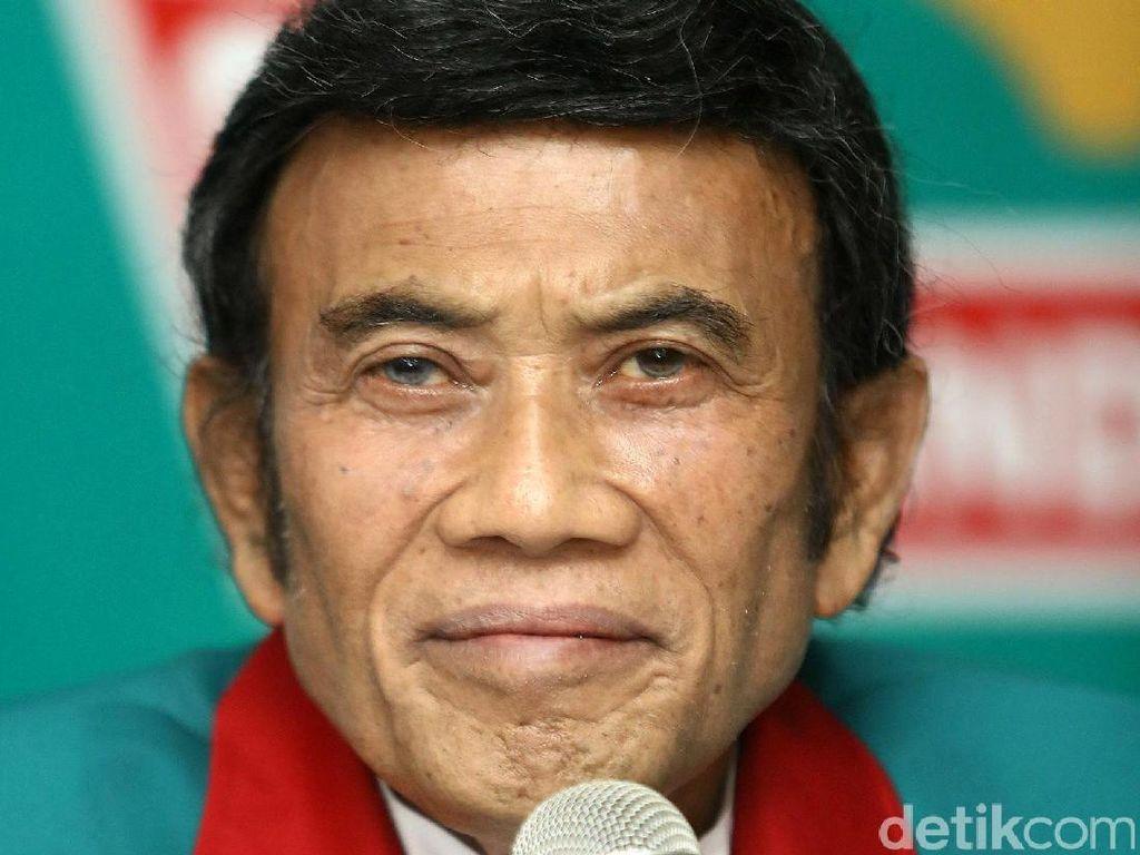 Rhoma Irama Tak Bisa Nyapres, DPR: Presidential Threshold Sah