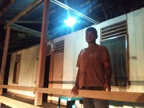 Masyarakat Papua nikmati listrik PLN
