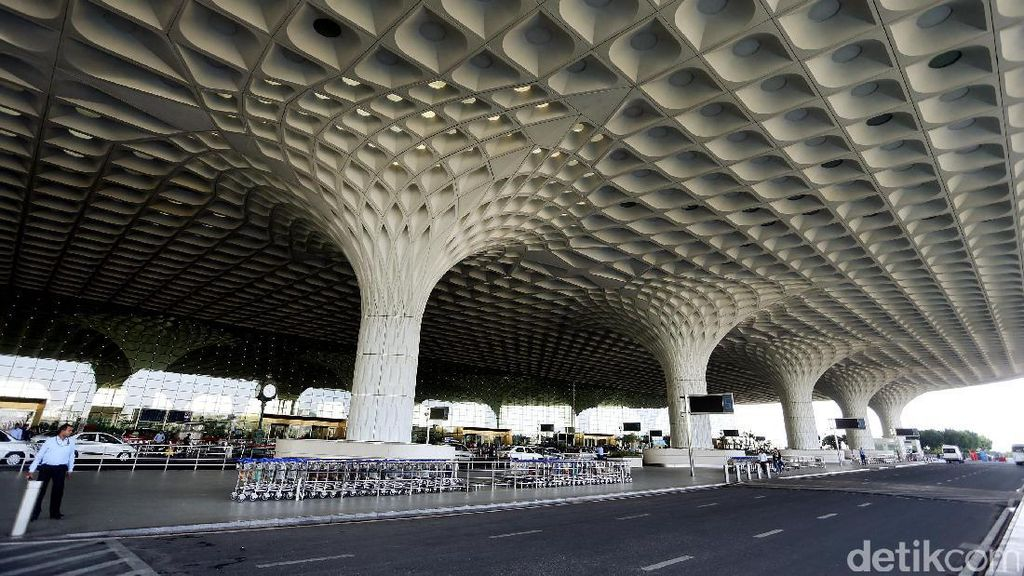 Kerennya Bandara Internasional Mumbai