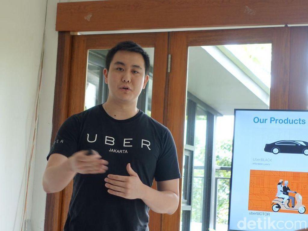 Perjalanan Uber di Jakarta Seperti Keliling Dunia 15 Ribu Kali