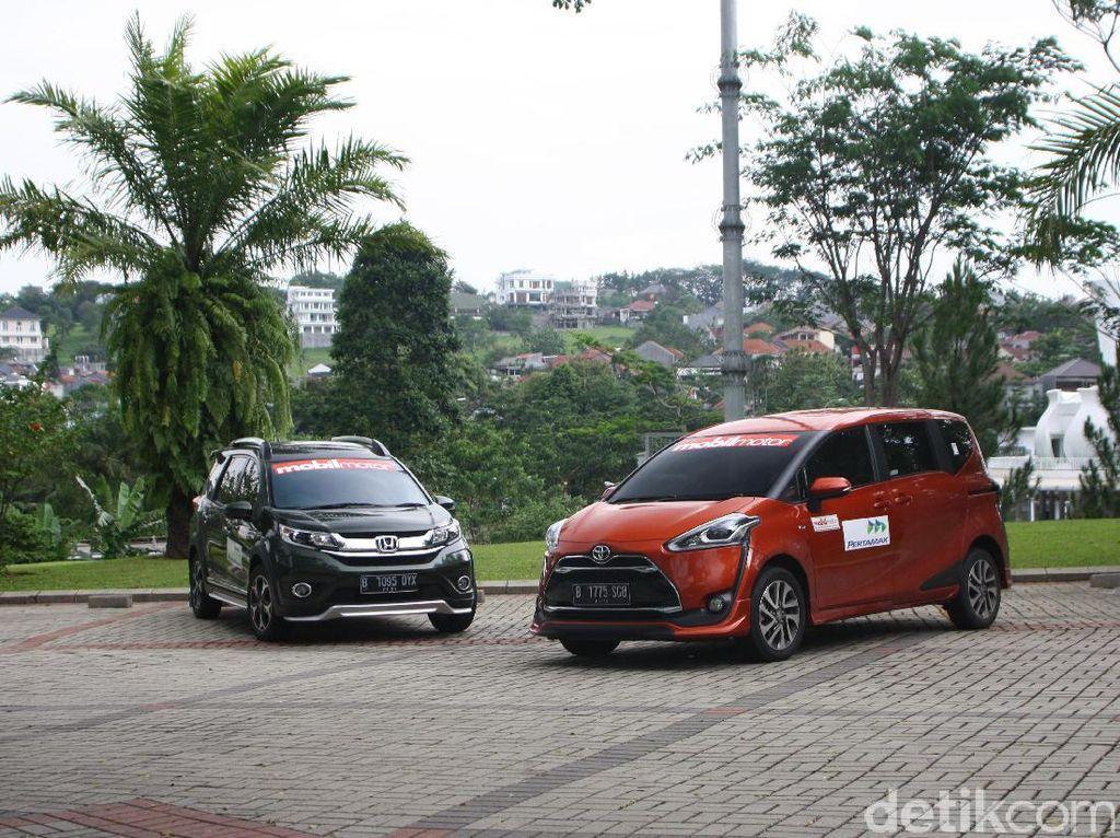 Sienta Mobil Terbaik Indonesia Versi Mobilmotor