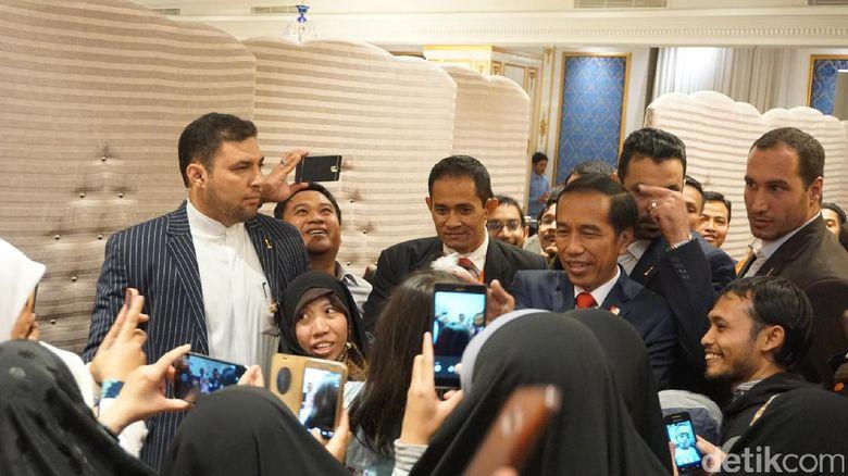Bertemu Pemuda ASEAN, Jokowi: Bijaklah Gunakan Media Sosial