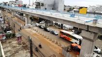 Ada Proyek MRT, Sebagian Ruas Jalan Fatmawati akan Ditutup 6 Bulan