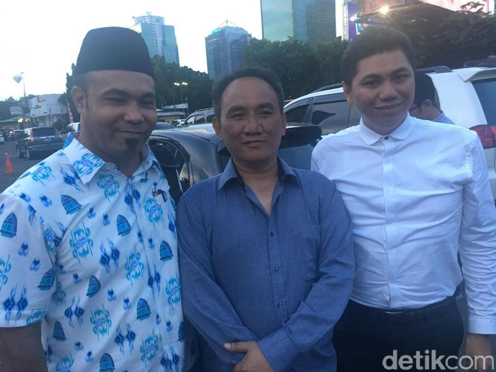 Andi Arief Dukung Maruf Cawapres Jokowi: Tidak Bermental Kardus