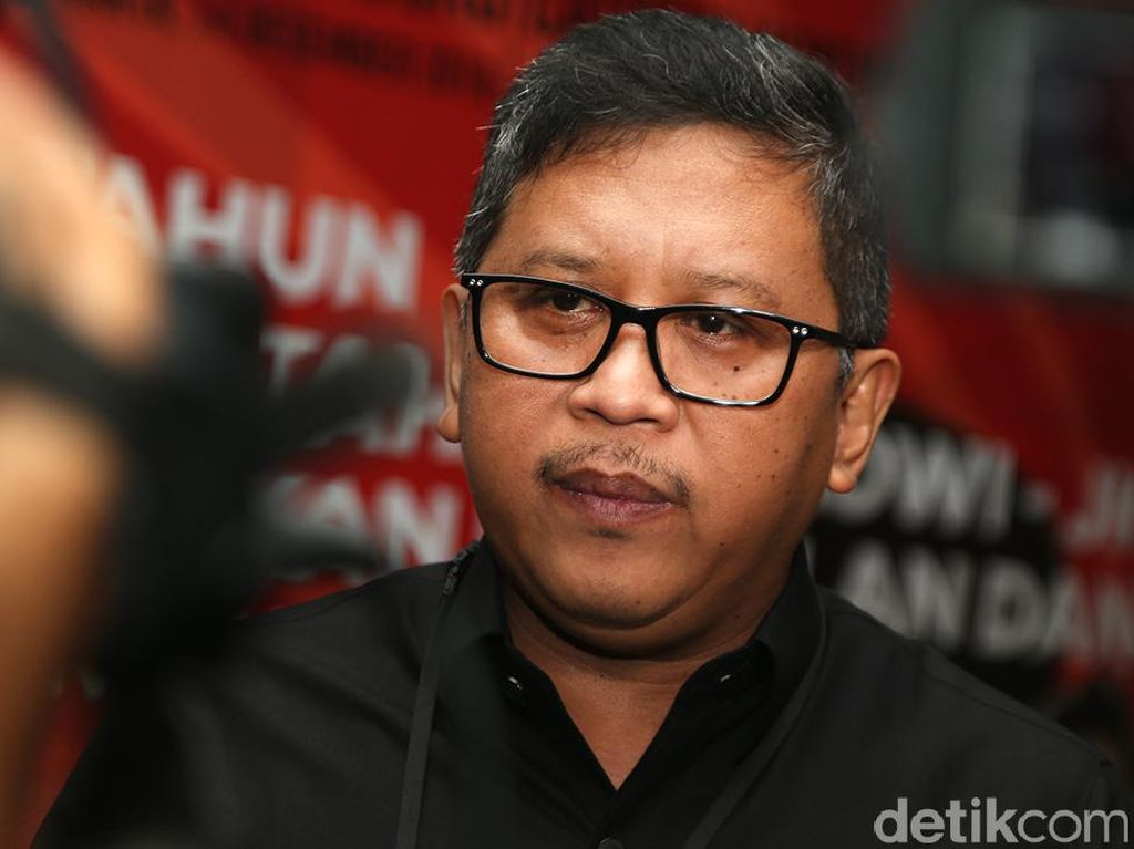 Sekjen PDIP Hasto Bantah Perintahkan Saeful Bahri Bertemu Ketua KPU
