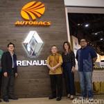 Renault Merambah ke Mall