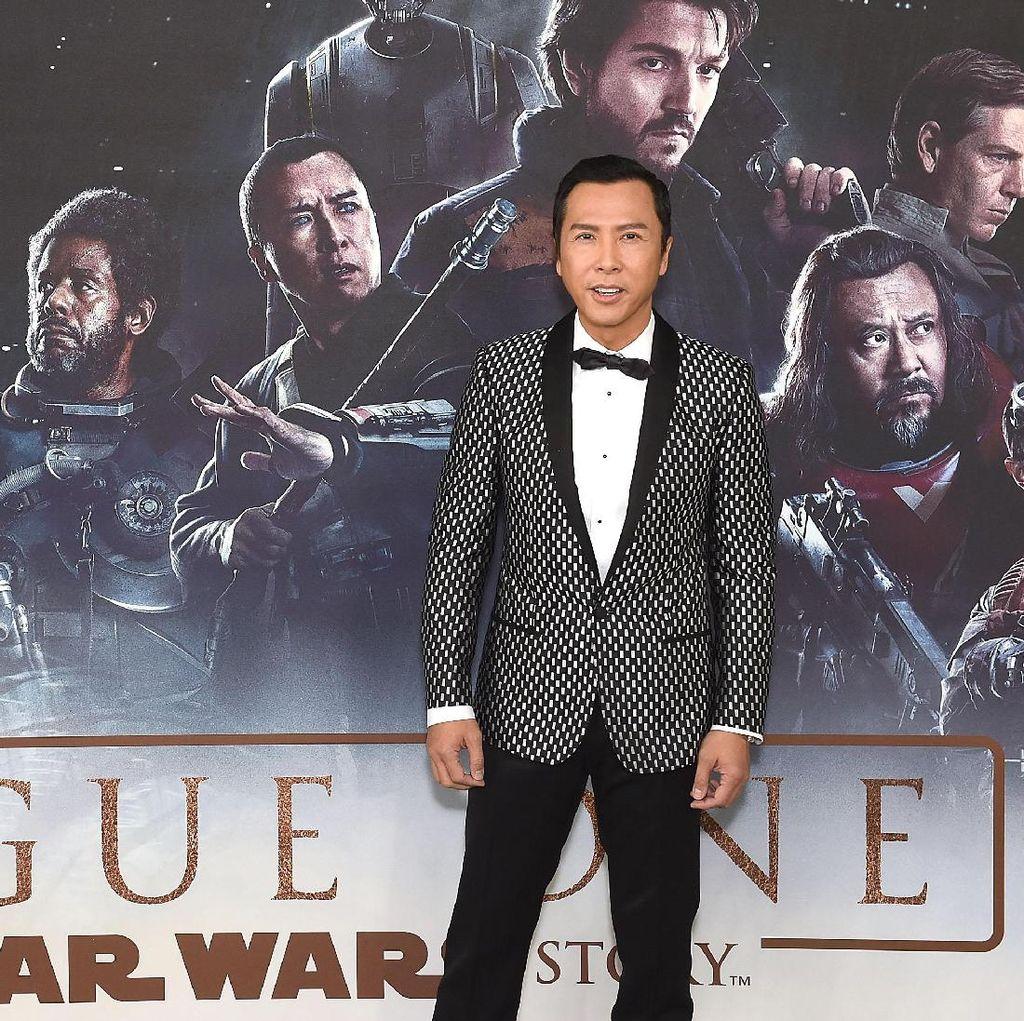 Donnie Yen Terima Tawaran Main di Rogue One karena Anak-anaknya