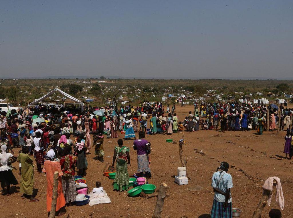 PBB: 150 Perempuan dan Anak-anak Diperkosa di Sudan Selatan