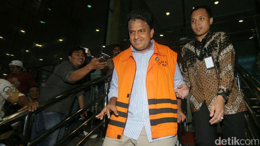 Rajesh Penyuap Kasubdit Ditjen Pajak Segera Disidang