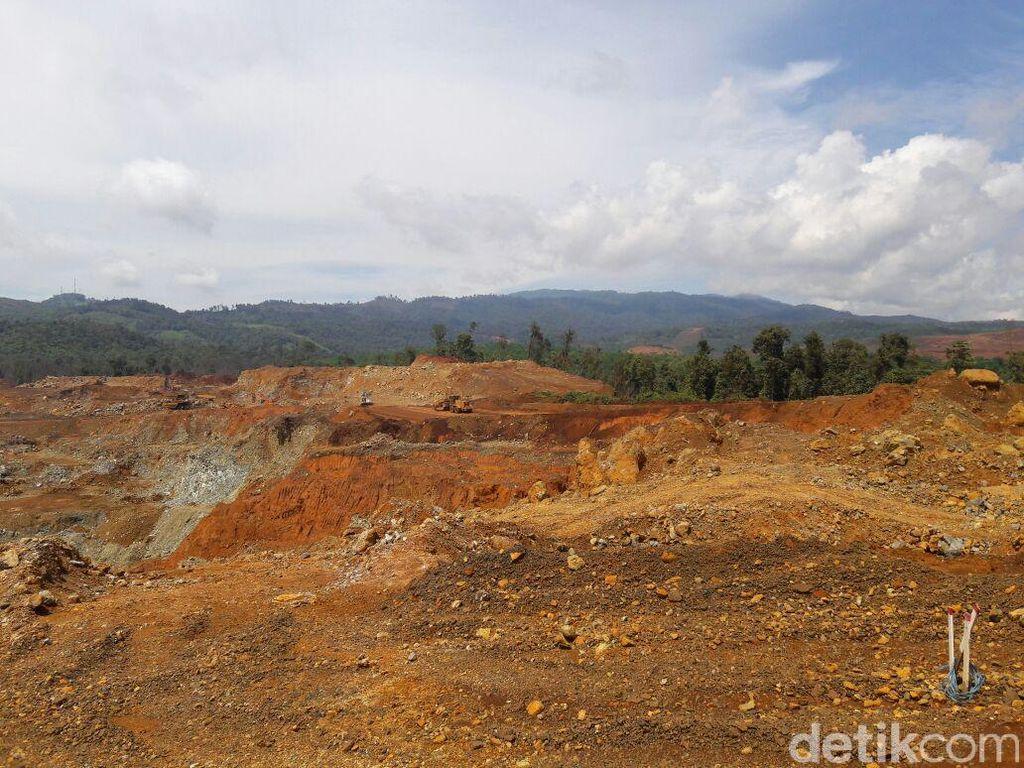 Cap B3 Slag Nikel Dihilangkan, Darmin: Bisa Diolah Jadi Blok Beton