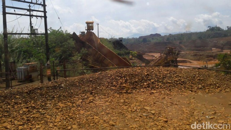 Bangun Industri Smelter, RI Kejar Produksi Nikel 4 Juta Ton di 2020