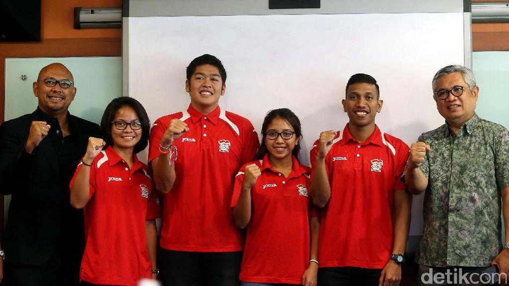Polo Air Akan Gelar Seleknas untuk SEA Games 2017