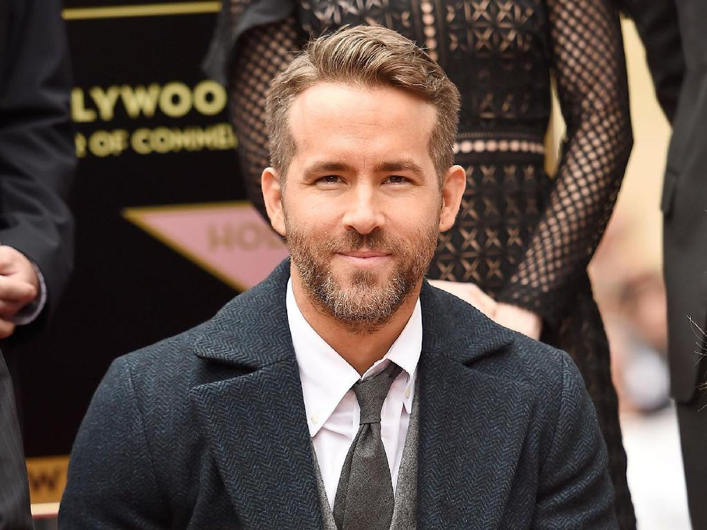 Gara-gara Deadpool, Ryan Reynolds Idap Gangguan Kecemasan