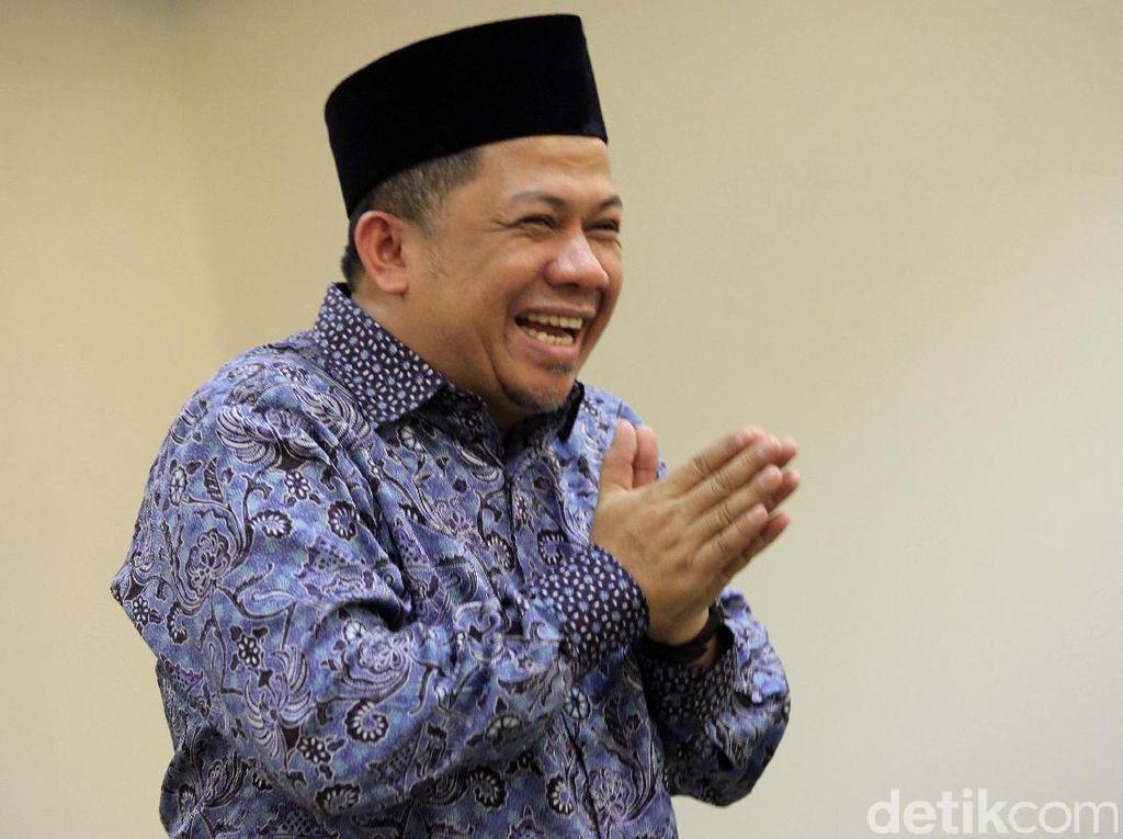 Fahri soal Adu Tinju Jokowi Vs Eks Danjen Kopassus: Saya Bercanda