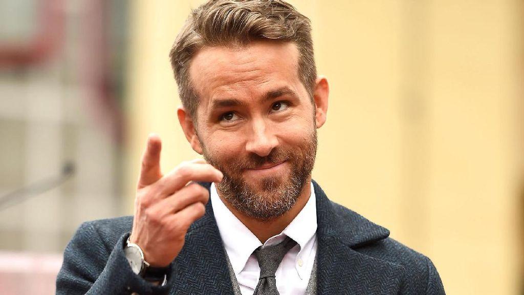Ryan Reynolds Hadapi Masalah Kecemasan dengan Dukungan Istrinya
