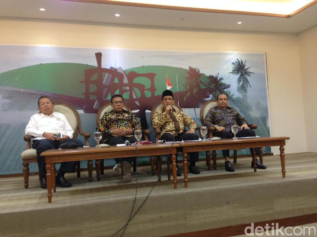 Anggota Komisi III DPR Protes Polri, Soal Pengamanan Demo Hingga Eko Patrio