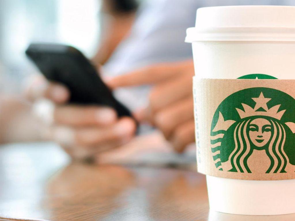 Dihantam Isu Boikot, Saham Starbucks Indonesia Masuk Jalur Merah