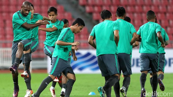 Indonesia Sudah Selesaikan Latihan Terakhir Sebelum Final Kedua