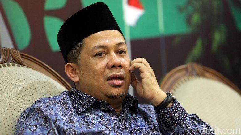 Fahri Hamzah Serang Ketua KPK Agus Rahardjo Soal Kasus e-KTP