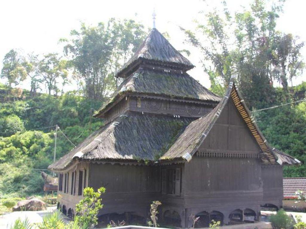 Kayu Tuo Jao, Salah Satu Masjid Tertua di Ranah Minang