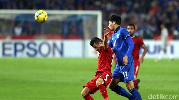 Kalahkan Indonesia, Thailand Juara Piala AFF