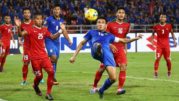 Indonesia Tanpa Gol, Indonesia Gagal Juara