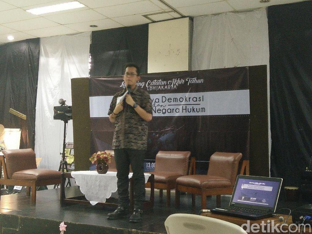 Direktur LBH Jakarta akan Diperiksa Polisi Terkait Kasus Novel