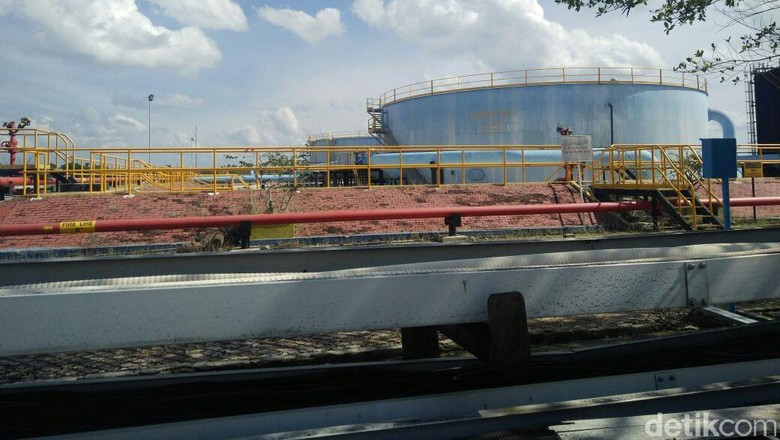 Chevron Ajukan Revisi Rencana Pengembangan Proyek Gas IDD