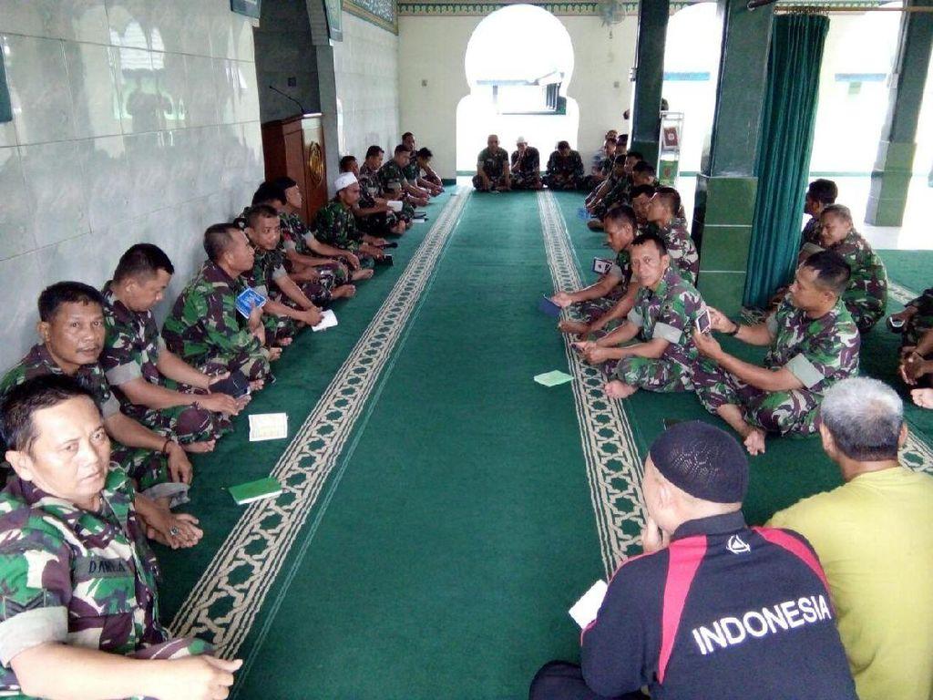 TNI AD Gelar Doa Bersama untuk Kemenangan Timnas di Final AFF