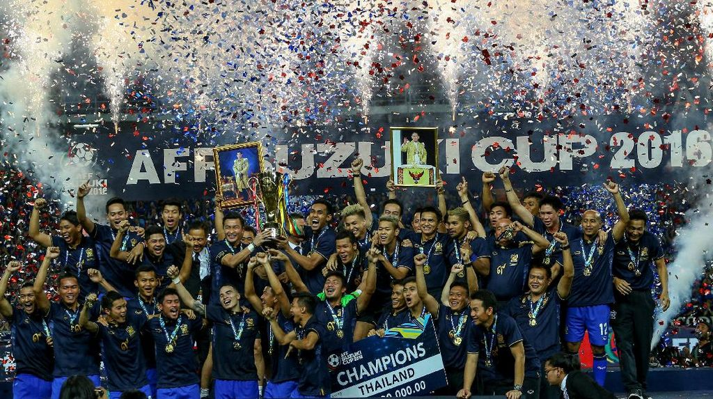 Skandal Pengaturan Skor Guncang Persepakbolaan Thailand