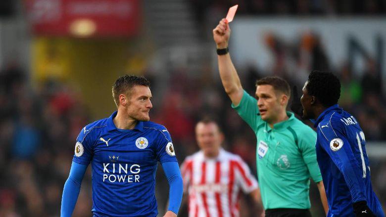 """Bandar Poker - Banding Leicester Untuk Vardy Ditolak FA"""
