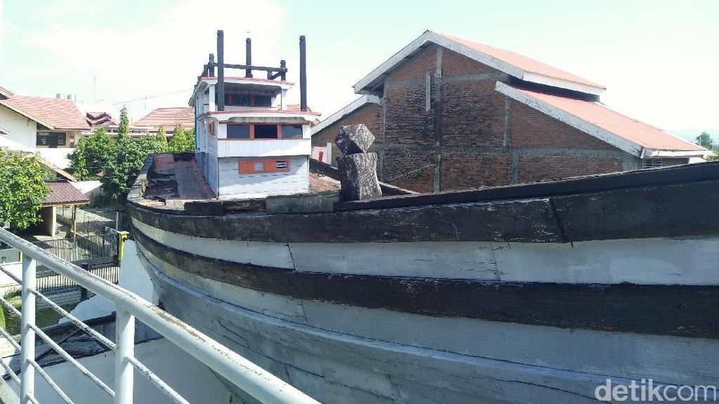 Perahu Nabi Nuh di Banda Aceh